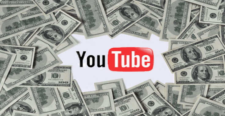 ways to make money - open youtube channel